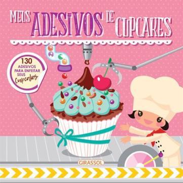 Meus adesivos de Cupcakes (Coleção: Um doce de adesivo)