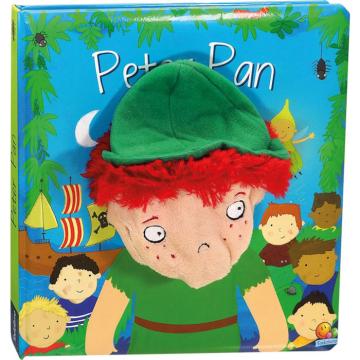 Peter Pan (Coleção: Fantoches e contos)