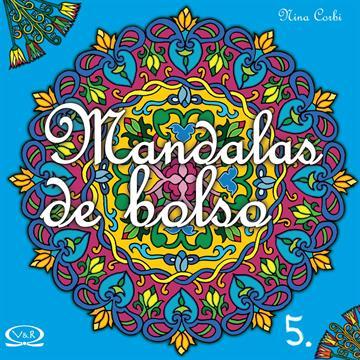 Mandalas de bolso (volume 5)