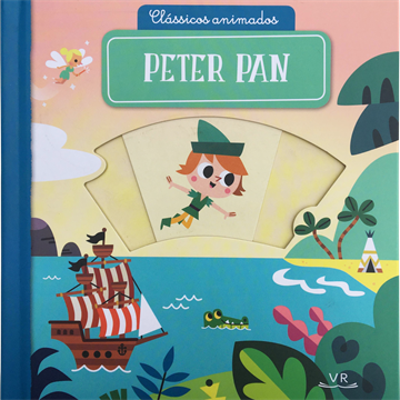Clássicos animados - Peter Pan
