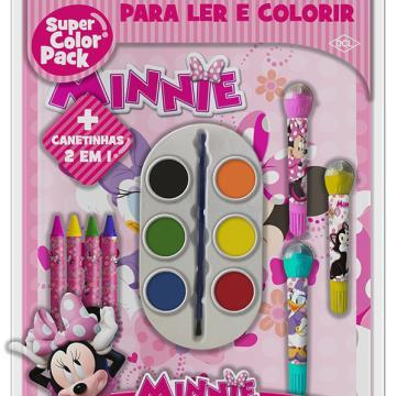 Super Color Pack - Minnie (DCL- Disney)
