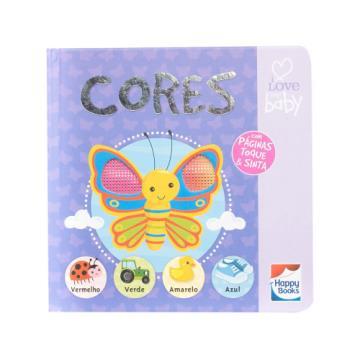 Happy Books - I love my baby: Cores
