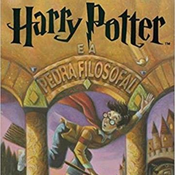 Harry Potter e a Pedra Filosofal (Brochura)