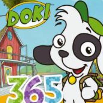 Doki: 365 atividades e desenhos para colorir