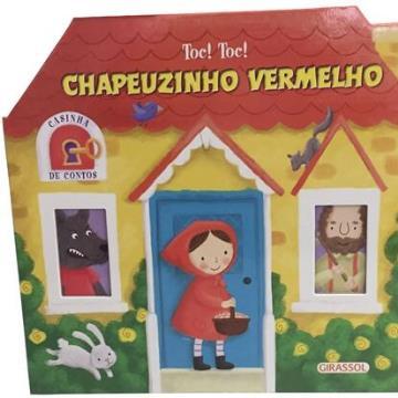 Chapeuzinho vermelho (Coleção: Casinha de contos)