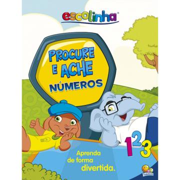 Escolinha Escreva e apague Livro+Tapete: Números