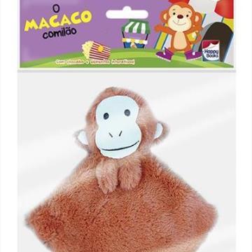 O Macaco Comilão (Coleção: Naninha!)
