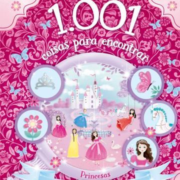 1001 coisas para encontrar: Princesas