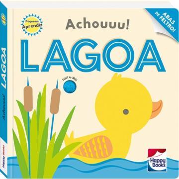 Pequeno aprendiz - Achouuu! Lagoa