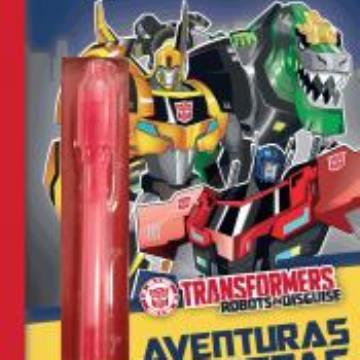 Transformers: Aventuras secretas (Diário)