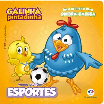 Galinha Pintadinha - Vamos praticar esportes