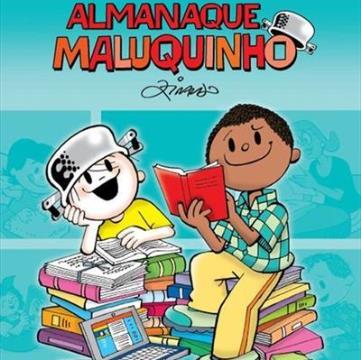 Almanaque Maluquinho: Lúcio e os livros