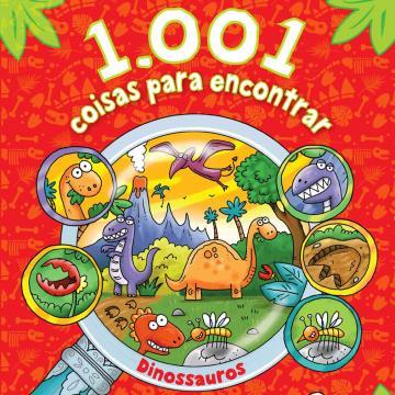 1001 coisas para encontrar: Dinossauros