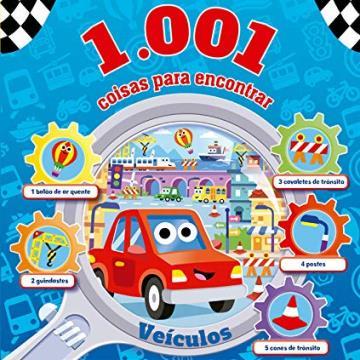 1001 coisas para encontrar: Veículos