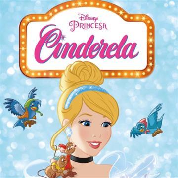Cinderela (Coleção: Disney Pipoca)
