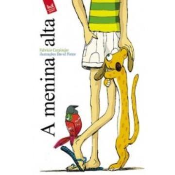 A menina mais alta