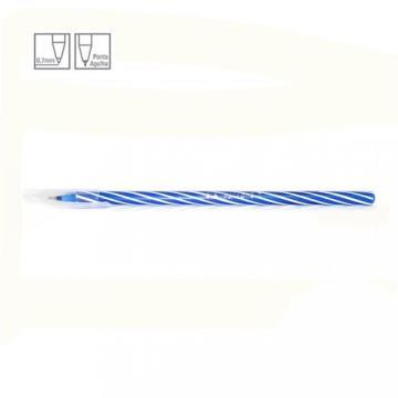 Caneta CIS Spiro Esferográfica 0.7mm - Azul Escuro