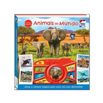 Aventura fotográfica animais do Mundo (sonoro)
