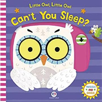 Little Owl, Little Owl, can't you sleep?