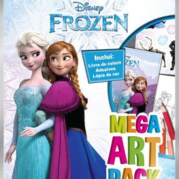 Mega Art Pack - Frozen (DCL- Disney)