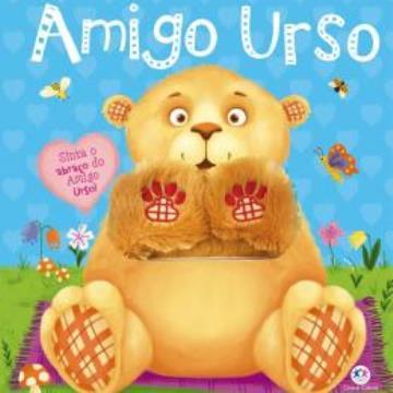 Amigo Urso - Livro com dedoche