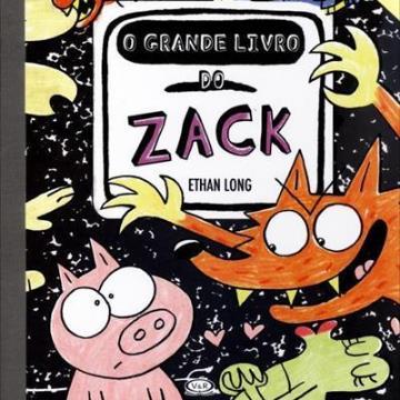 O grande livro de Zack