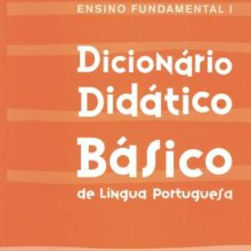 SM - Dicionário Didático Básico de Língua Portuguesa