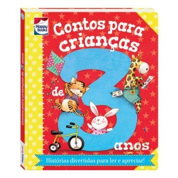 Happy Books contos para crianças de 3 anos