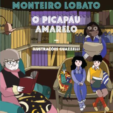O Picapau amarelo (nova edição)