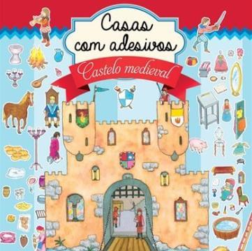 Castelo Medieval (Coleção: Casas com adesivos)