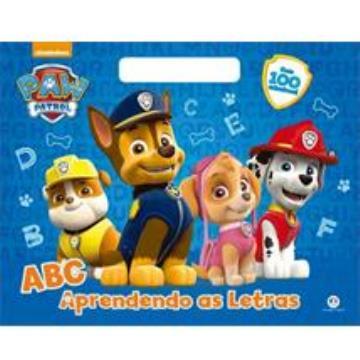 Megabloco: Patrulha Canina - ABC: aprendendo as letras