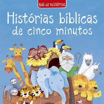 Baú de histórias - Histórias bíblicas de cinco minutos