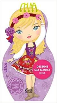 Vergara e Riba - desenhe sua boneca russa