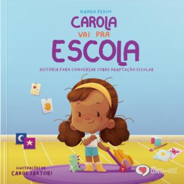 Carola vai pra escola