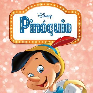 Pinóquio (Coleção: Disney Pipoca)