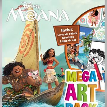 Mega Art Pack - Moana (DCL-Disney)