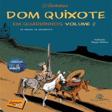 Dom Quixote em quadrinhos Vol 2