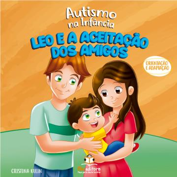 Blu editora-Autismo na Infância – Leo e a Aceitação dos Amigos
