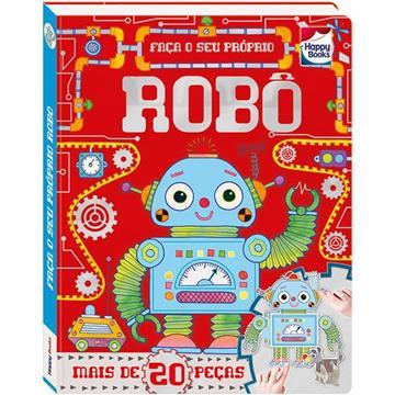 Faça e brinque: Robô
