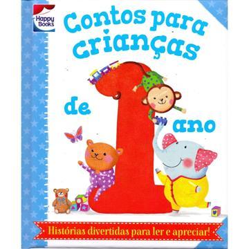 Happy books- Contos para crianças 1 ano