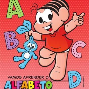Turma da Mônica: Vamos aprender o alfabeto
