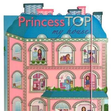 Princess Top: My house (Azul - Volume 2)