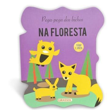 Pega-pega dos bichos: Na floresta