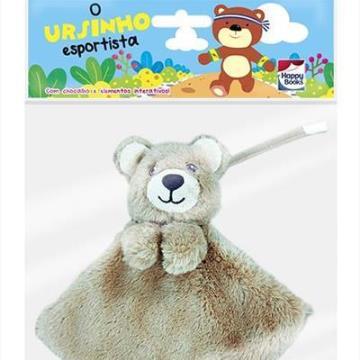 O Ursinho esportista (Coleção: Naninha!)