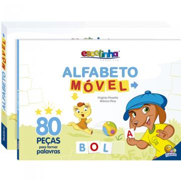 Alfabeto Móvel (Escolinha Todolivro)