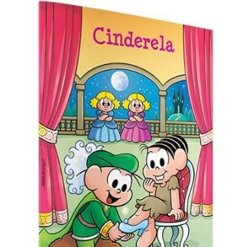 Cinderela (Coleção: Algodão doce Turma da Mônica)