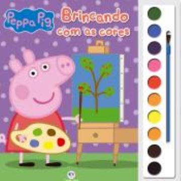 Peppa Pig: Brincando com as Cores