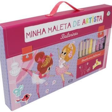 Minha maleta de artista: Bailarinas