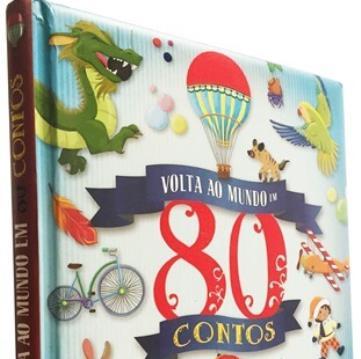 Volta ao mundo em 80 contos