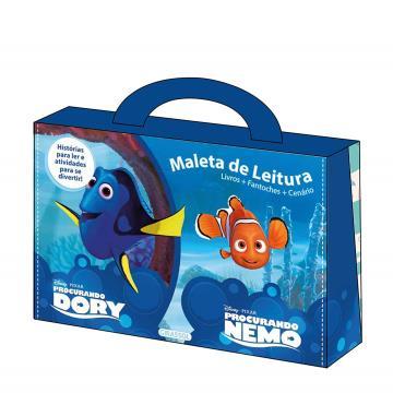 Maleta de leitura: Procurando Dory e Procurando Nemo